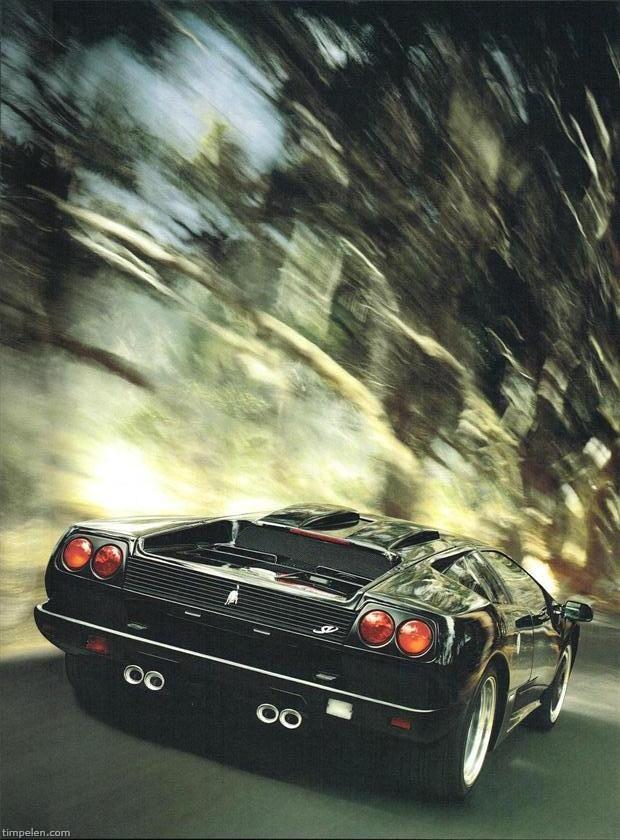 Scans Of Lamborghini Diablo Vt Brochure 1998b2