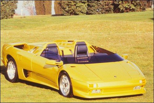 Lamborghini Diablo Roadster Prototype This Is Timpelen Com A