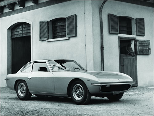 Lamborghini Islero 400 GT (1968-1969)