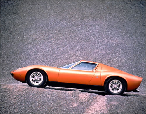 Lamborghini Miura P400 S | This is timpelen.com - a website dedicated ...