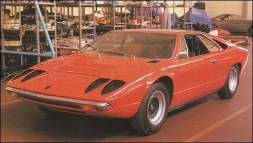 Lamborghini Urraco Prototype I This Is Timpelen Com A